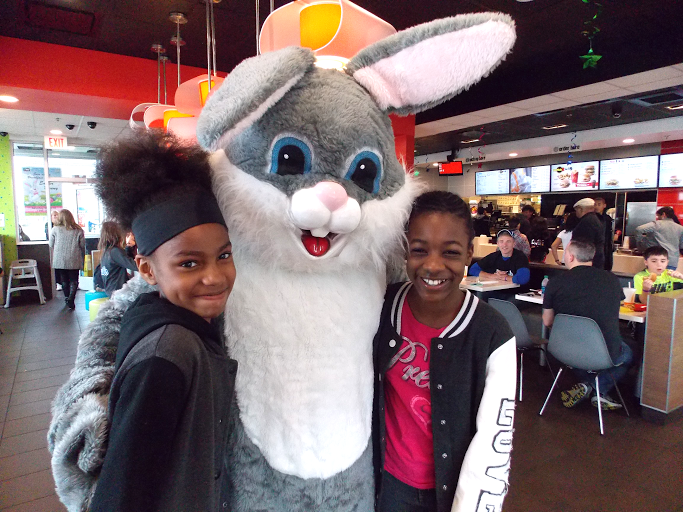 Easter Bunny - 34360 - Mar 12 2016