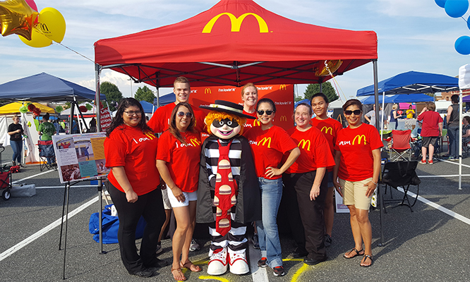 National Night Out - Stafford - Group 2 - Aug 1 2017